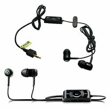 GENUINE SONY XPERIA X10 MINI HANDSFREE FITS X10 MINI PRO HEADSET EARPHONES MH810