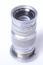 LEICA M BAYONET 9CM, 90MM 4.0 ELMAR CHROME. 1957. NO CAPs. M9,M8,M240,M9P