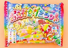 UK Seller Japanese Sweets Kracie Popin Cookin Rainbow Paint Gummy Candy DIY Kit
