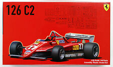 Fujimi GP 091945 F1 Ferrari 126C2 1982 1/20 scale kit