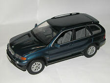 Kyosho 80439411688, BMW X5 3.0 d, 2001, blau metallic, 1/18 Dealer Edition OVP