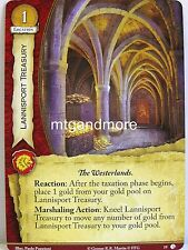 A Game of Thrones 2.0 LCG - #019 Lannisport Treasury-Lions of Castel Granito
