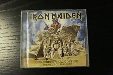 Somewhere Back in Time Best of: 1980-1989  [ECD] by Iron Maiden (CD, EU)