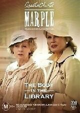 Miss Marple - The Body In The Library [ DVD ], Region 4, LIKE NEW...4851