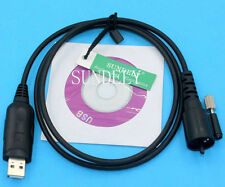 USB Programming Cord Cable for Kenwood Radio TK-790 TK-790H  +Software KPG-44D
