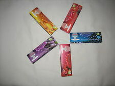 DIY 5 Fruit Flavored Smoking Hemp Tobacco Cigarette Rolling Papers 250 Leaves