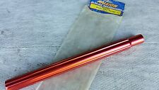 BMX old school RALEIGH Burner 1982 MK1 NOS alloy seat pillar Shimano Sakae Hutch