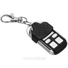 Portable Cloning Electric Gate Garage Door Remote Control Key 433mhz Cloner
