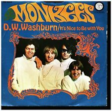 17928  THE MONKEES  D.W. WASHBURN