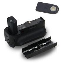 Neu Batteriegriff Akkugriff Handgriff + IR Fernbedienung for Sony Alpha A6000