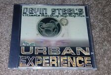 VERY RARE Devin Steel's - The Urban Experience Promo CD 1999 Memphis Rap