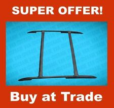 VW CADDY BLACK TX3 SAHARA DIAMOND CROSS BARS TO FIT SAHARA ROOF RAILS CADDY