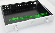 NEW WA1 full Aluminum amplifier Enclosure chassis case for DIY 430*313*70mm
