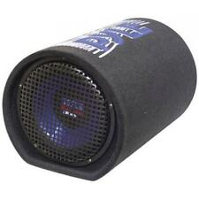 "NEW 8"" Subwoofer Bass Speaker.Tube Enclosure Cabinet.Car Boat Truck Audio Sound."