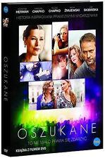 Oszukane (DVD) 2013 Karolina Chapko, Paulina Chapko POLSKI POLISH