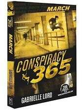 March by Gabrielle Lord - Conspiracy 365 series - EXCELLENT CONDITION