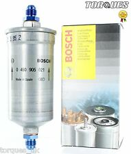 Bosch 0450905021 AN-6 (JIC -06) External High Performance Fuel Filter 8 Micron