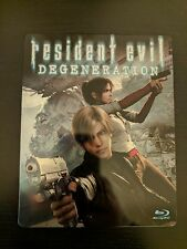 Resident Evil: Degeneration Blu-ray Steelbook - OUT OF PRINT