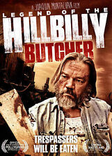 Legend of the Hillbilly Butcher (DVD, 2014) Paul E. Respass  ***Brand NEW!!***
