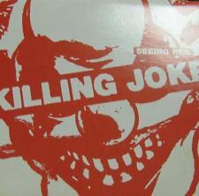 Killing Joke(CD Single)Seeing Red-Zuma-ZUMAP005-2003-New