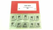 LOT OF 10 CERATIZIT CNMG644 CNMG 190616 P20  CARBIDE INSERT