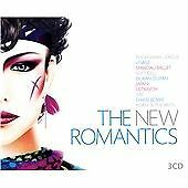 The New Romantics - 3 CD Boxset - Soft Cell, Visage, Japan, OMD, Heaven 17 ++