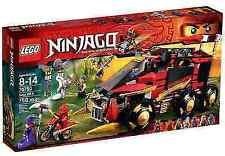 LEGO NINJAGO Mobile Ninja-Basis (70750)