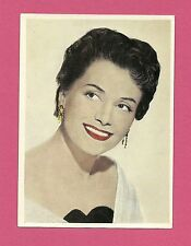 Vera Clouzot Vintage 1950s Film Star Card from Germany