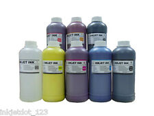 8x500ml Pigment refill ink for Epson T087 87 Stylus Photo R1900 Printer 8x500ml