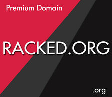 Racked.org - Pronounceable Catchy Brandable Domain Name