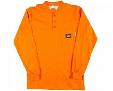 Rasco FR Flame Resistant Long Sleeve Henley T-Shirts