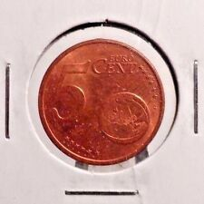 CIRCULATED 2013 5 EURO CENT COIN (92016)1