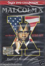 Dvd **MALCOLM X** di Spike Lee con Denzel Washington nuovo 1993