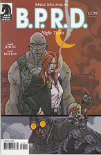 BPRD: NIGHT TRAIN...VF/NM...2003...Geoff Johns,Scott Kolins...Bargain!