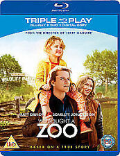 We Bought a Zoo [Region B] [Blu-ray] - DVD - New - Free Shipping.