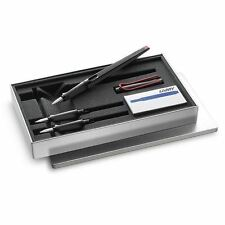 Lamy Joy Fountain Pen Calligraphy Set - 1.1, 1.5, 1.9 nibs - Blue Ink