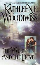 BUY 2 GET 1 FREEThe Wolf and the Dove by Kathleen E. Woodiwiss (2007, Paperback)