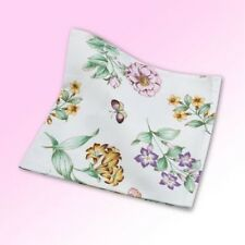 LENOX BUTTERFLY MEADOW NAPKIN, COTTON, SET OF 4, NEW, FREE SHIPPING!