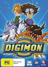 Digimon: Digital Monsters (1999) Collection 2 (Eps 28-54) NEW R4 DVD