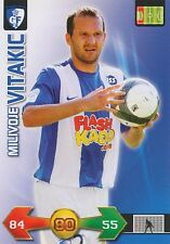 VITAKIC # SERBIA GRENOBLE FOOT 38 TRADING CARDS ADRENALYN PANINI FOOT 2010
