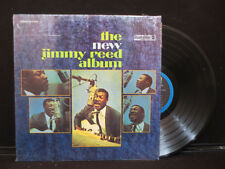 Jimmy Reed - The New Jimmy Reed Album on BluesWay BLS-6004 Stereo, IN SHRINK