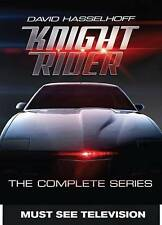 Knight Rider - The Complete Series All 90 Episodes (DVD, 2016, 16-Disc Set) NEW
