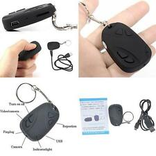 Car Key Chain Spy Video Recorder Hidden Pinhole Camera Camcorder Cam DVR Great