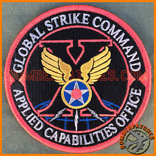 AIR FORCE GLOBAL STRIKE COMMAND APPLIED CAPABILITIES OFFICE, BARKSDALE AFB, USAF