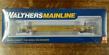 HO Walthers 53' NSC Well Car 3 Unit TTX 620156 910-55067