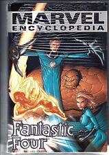 Marvel Encyclopedia Fantastic Four Vol. 6 Hard Cover-Sealed