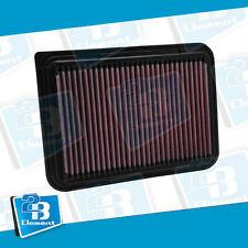 K&N Drop In Air Filter Fit For 2006 - 2015 Toyota Yaris 1.5L 1.8L 4 Cylinder KN