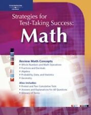 Thomson Strategies for Test-Taking Success: Math (2006)N(R3S4-2M)R