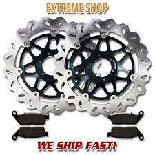 Honda Front Brake Rotor+Pads CBR 400 RR(87-94) CBR 600 F3(95-98) VFR 750 (94-97)