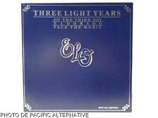Coffret 3x disques vinyle THREE LIGHT YEARS  electric light orchestra lp vinyl